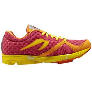 Newton Distance Racer Stability Ladies Running Shoe (00812 Pink/Orange) Preview